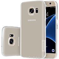 Nillkin Nature pro Samsung Galaxy S7 G930 transparentní - Pouzdro na mobilní telefon