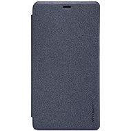 Nillkin Sparkle Folio Black pro Huawei Ascend P9 Lite - Pouzdro na mobilní telefon