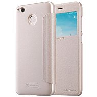 Nillkin Sparkle S-View Gold pro Xiaomi Redmi 4X - Pouzdro na mobilní telefon