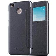 Nillkin Sparkle S-View Black pro Xiaomi Redmi 4X - Pouzdro na mobilní telefon