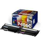 Samsung CLT-P406C - Toner Cartridge Set