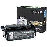 LEXMARK 12A6860 černý - Toner