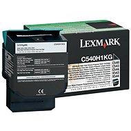 LEXMARK C540H1KG schwarz - Toner
