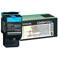 LEXMARK C540H1CG azurový - Toner