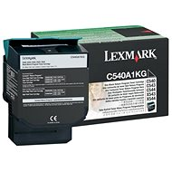 LEXMARK C540A1KG čierny