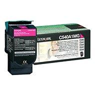 LEXMARK C540A1MG purpurový