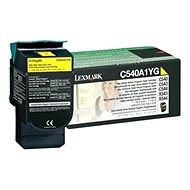 LEXMARK C540A1YG yellow
