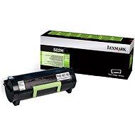 LEXMARK 50F2H00 černý - Toner
