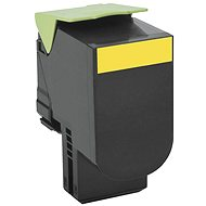LEXMARK 80C20Y0 yellow