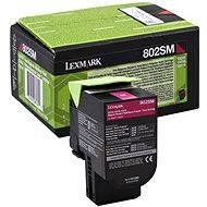LEXMARK 80C2SM0 magenta