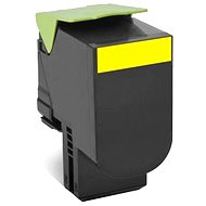 LEXMARK 80C2HY0 yellow