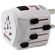 SKROSS World Adapter Pro+ PA40 - Adaptér