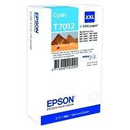 Epson T7012 azurová XXL - Cartridge