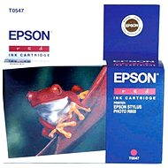 Epson T0547 rot