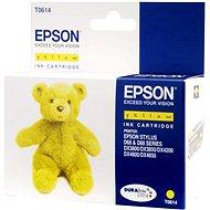 Epson T0614 žltá