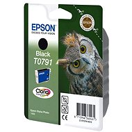 Epson T0791 fekete - Tintapatron