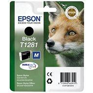 Epson T1281 Schwarz - Tintenpatrone
