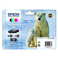 Epson T2616 Multipack - Cartridge-Set