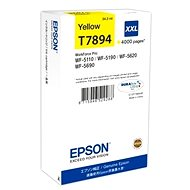 Epson C13T789440 žlutá 79XXL - Cartridge