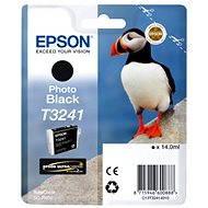 Epson T3241 foto čierna