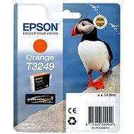 Epson T3249 oranžová - Cartridge