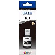 Epson 101 EcoTank Black ink bottle černá - Cartridge