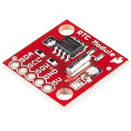 SparkFun real time module (DS1307)
