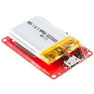 SparkFun Block pre Intel Edison - Battery - Modul