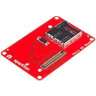 SparkFun Block pro Intel Edison - microSD - Modul
