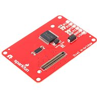 SparkFun Block pre Intel Edison - Dual H-Bridge