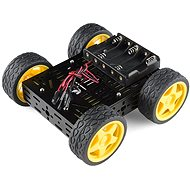 SparkFun Multi-Chassis - 4WD Kit (Basic) - Stavebnice