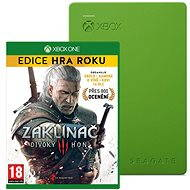 Seagate Xbox Gaming Drive 4TB + Witcher 3: Wild Hunt - GOTY Edition for Xbox One