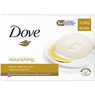 DOVE Supreme Creamoil krémová tableta s arganovým olejem 4x100 g - Tuhé mýdlo