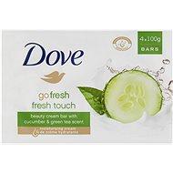 DOVE Go Fresh krémová tableta 4x100 g - Tuhé mýdlo