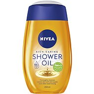 NIVEA Sprchový olej Natural Oil 250ml