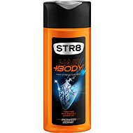 STR8 Power Zone Shower gel 2v1 400 ml - Pánský sprchový gel