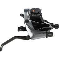 Shimano Alivio ST-M4000 MTB / Trekking für V-Bremse 9 rechten Finger schnell 2 - Brems- und Schalthebel