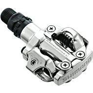Shimano MTB PD-M520 SPD zarážky SM-SH51 silver - Pedále