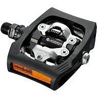Shimano MTB PD-T400 CLICK'R stops SM-SH56 black - Pedals