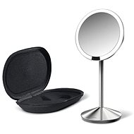 Simplehuman Cosmetic mirror, Sensor Tru-lux LED lighting, 10x magnification, rechargeable - Makeup Mirror