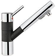 Sinks MIX 4000 PLUS S Marone
