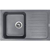 Sinks CLASSIC 740 Titanium
