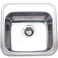 Sinks MANAUS 460 V 0,7mm matný presahovať