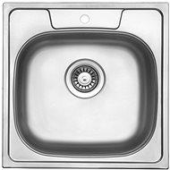 Sinks GALANT 480 V 0,6mm texturovaný