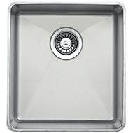 Sinks MICRO 420 V 1,0mm leštený - Drez