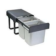 Sinks EKKO 40 2x16 l - Odpadkový kôš