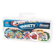 Harrows Variety Pack 10 sets flight - Sada