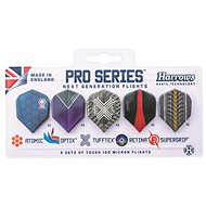 Harrows Pro Series 5 Flight Pack - Sada