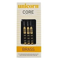 Unicorn Core Plus Win Black/Gold 19g - Šipky