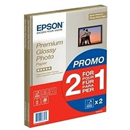 Epson Premium Glossy Photo A4 15 listov